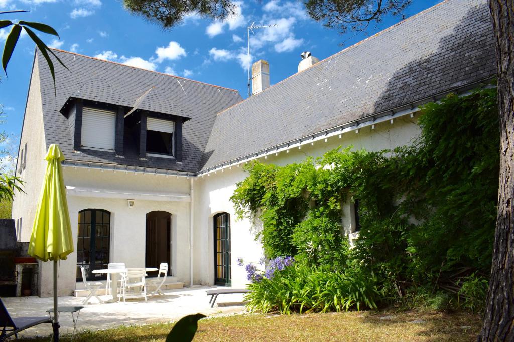 À vendre villa à La Baule quartier proche Atlantia, à 400 m environ de la plage, au calme