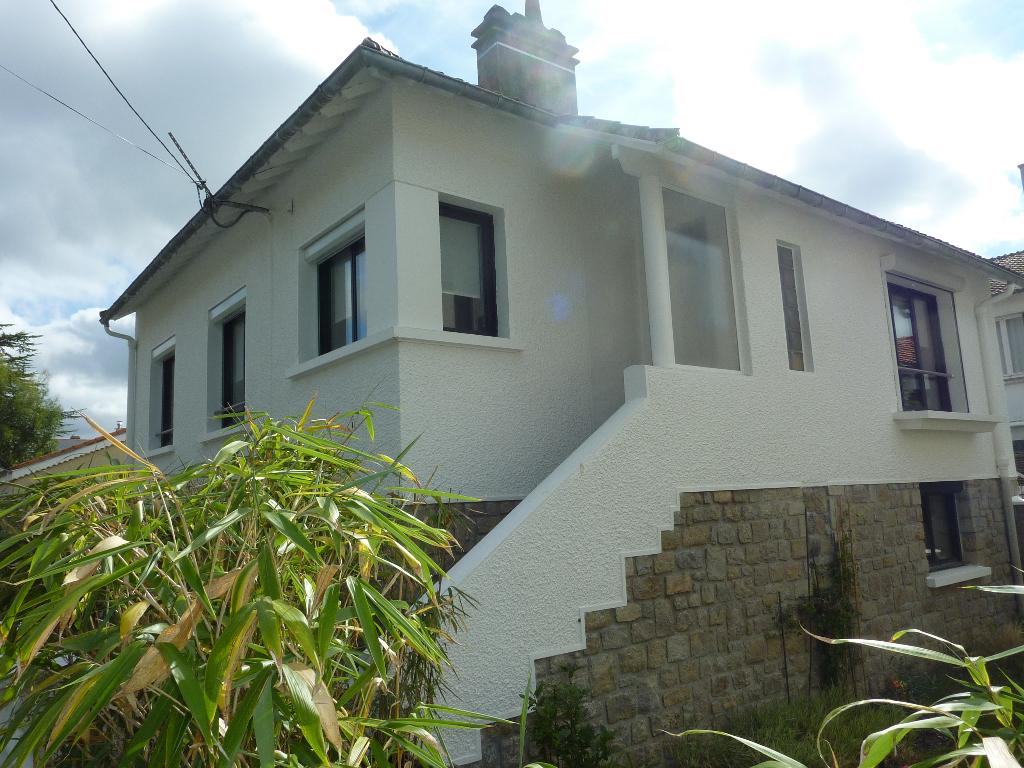 à vendre, maison sur La Baule Benoit, proche plage & port du Pouliguen, à côté du jardin public & du Tennis, résidentiel