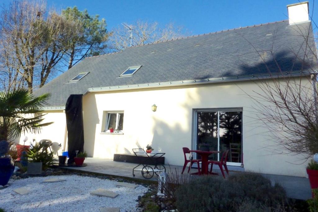à vendre, maison proche golf international, à 3 km du bourg d'Escoublac, résidentiel & boisé