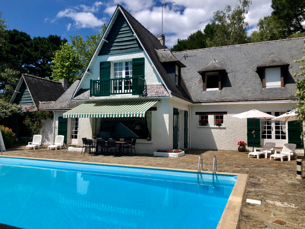 À vendre maison entre LA BAULE et GUÉRANDE - Dans un domaine sécurisé