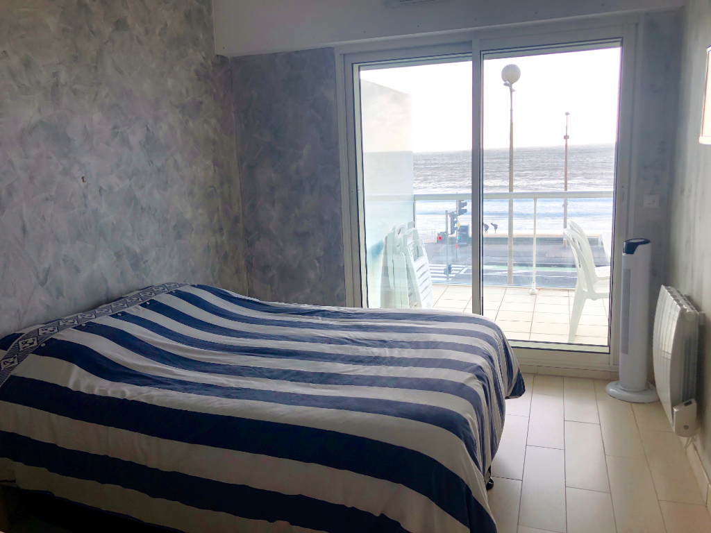 À vendre appartement Face Mer à La Baule Proche De Gaulle et marché