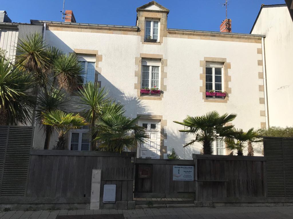 À vendre maison au coeur du centre du Pouliguen et proche port