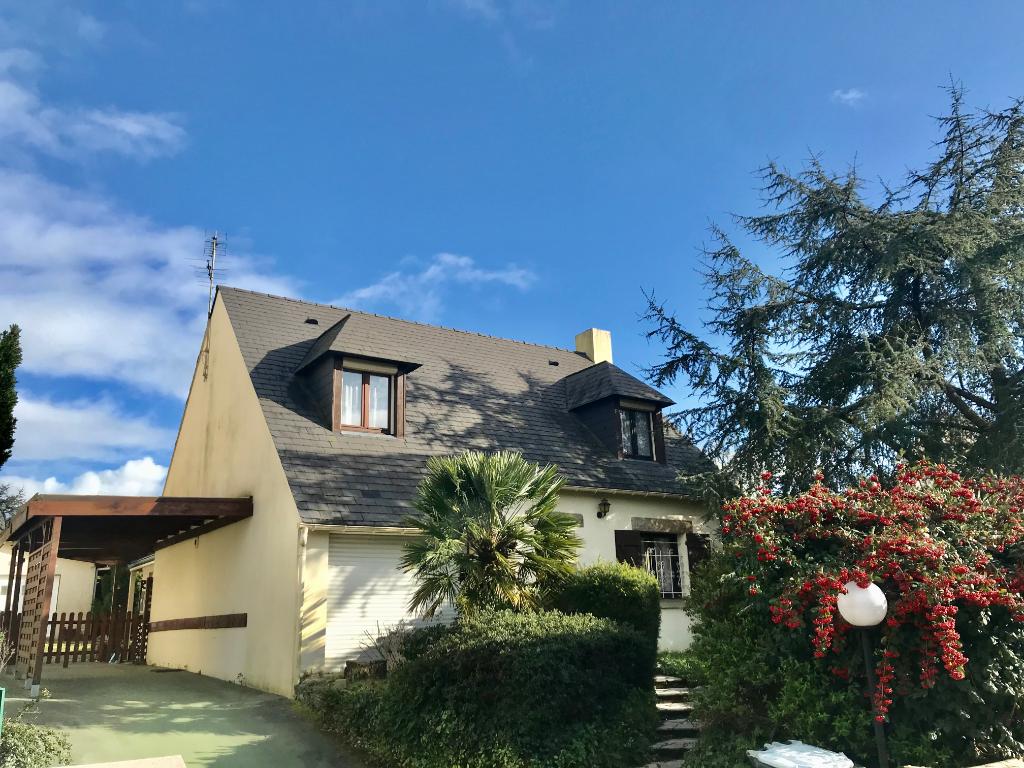 Maison traditionnelle à Vendre située à La Baule sur les Coteaux Baulois