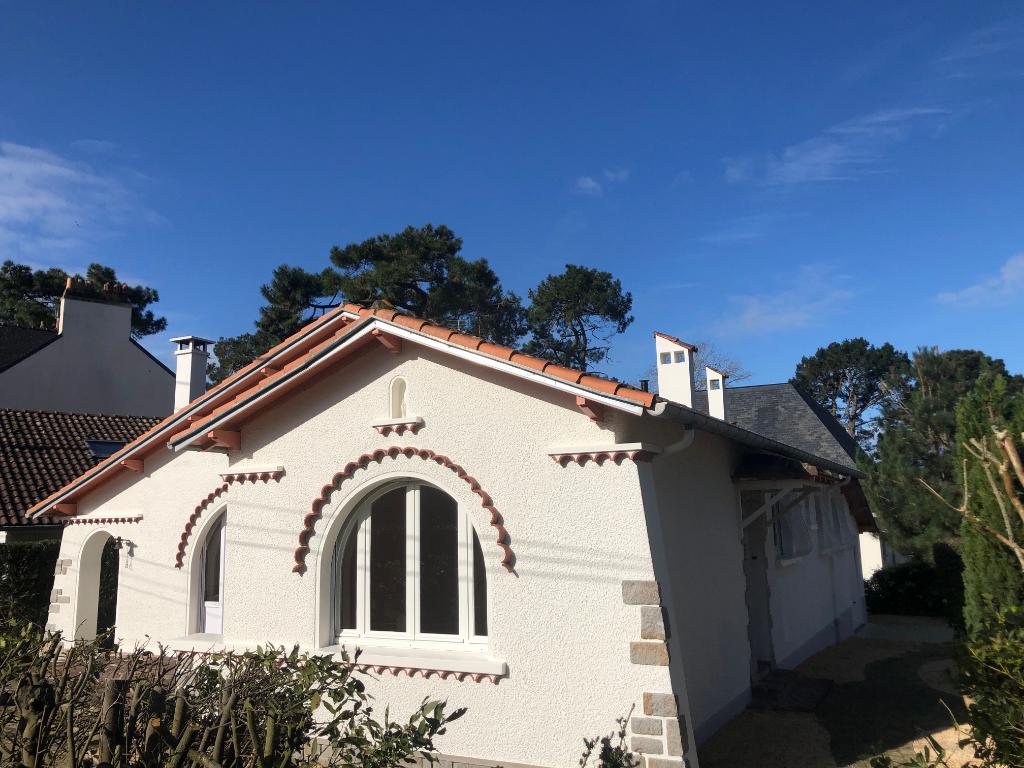 à vendre, villa de 4 pièces, au coeur de la Baule Les pins, proche de l'Avenue Lajarrige & de l'Allée Cavalière, calme & résidentiel