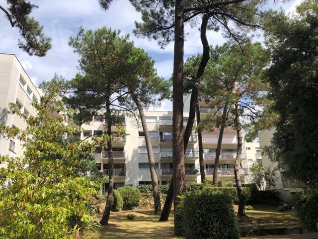 À vendre 3 pièces, La Baule balnéaire, proche centre-poste & Avenue de Gaulle, Calme & résidentiel, à 300m de la plage