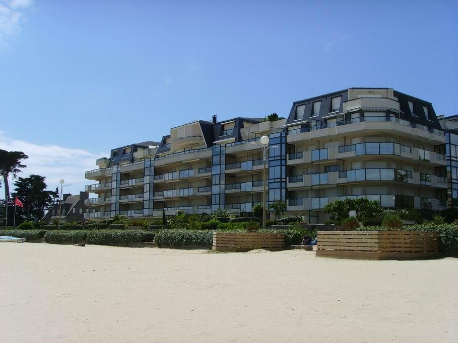 À vendre appartement face mer Plage Benoit avec accès direct, Calme et résidentiel - Proche commerces