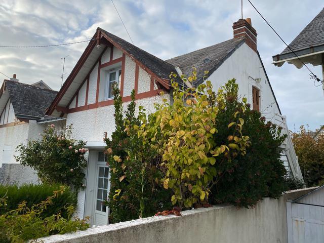 à vendre, maison ancienne à rafraichir, La Baule quartier Benoit, à 200m  du Port & de la plage, calme & résidentiel