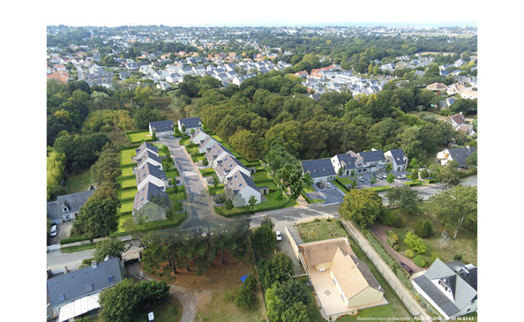 A vendre Maison T6 Duplex  de 126,40 m2 - Programme Neuf  - sur parcelle de 321 m2
