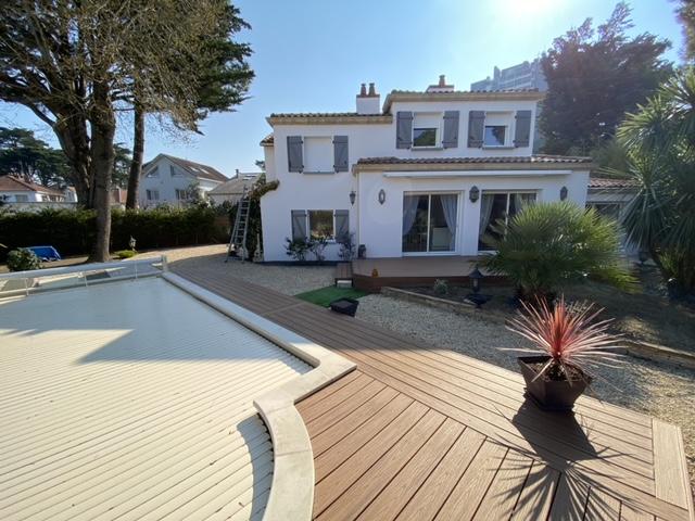 A vendre à La Baule, Proche Atlantia, Grands Hôtels et Casino, résidentiel, à 350 m de la mer