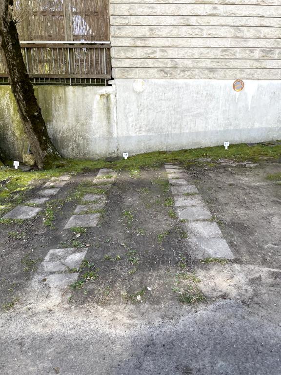 À vendre en exclusivité 4 parkings extérieurs Avenue Louis Lajarrige à La Baule