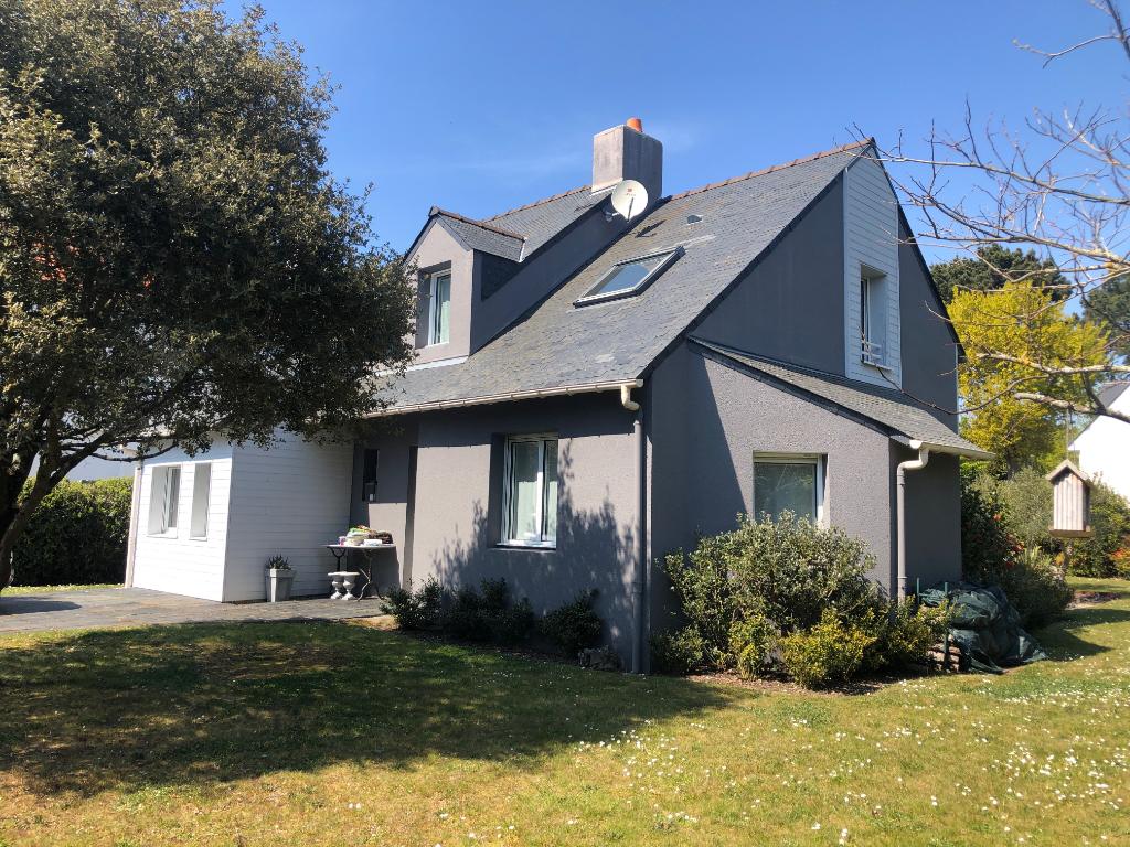 À vendre maison à La Baule dans un quartier résidentiel