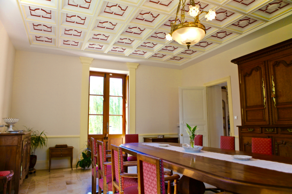 A vendre à Drefféac Château de l'époque Napoléon III