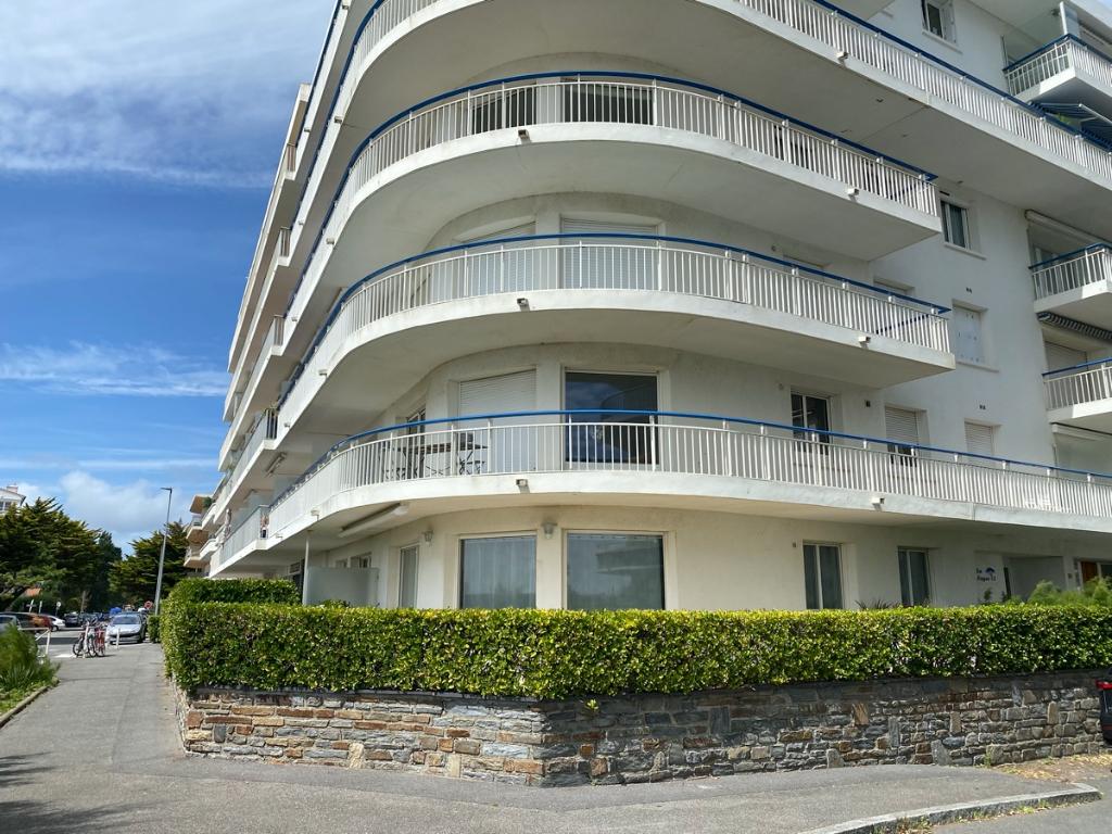 à vendre, 3 pièces, Face mer, La Baule  Allée Cavalière, proche Aquabaule, à mi chemin entre De Gaulle & Lajarrige, calme & résidentiel