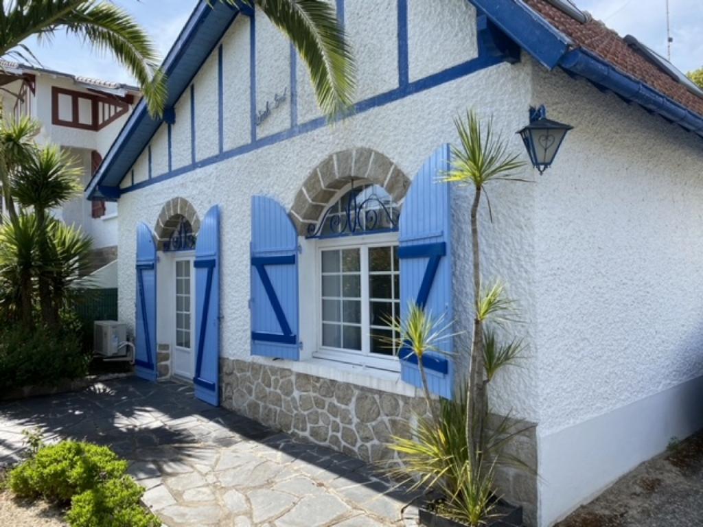 à vendre, maison, La Baule, quartier Benoit,  à 300m de plage,Calme & résidentiel ? Proche port & centre ville du Pouliguen ? à côté de la plage & des Tennis