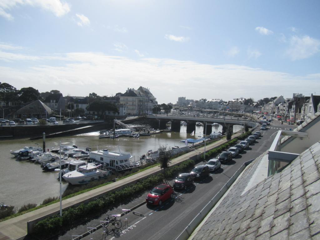 Le Pouliguen Port