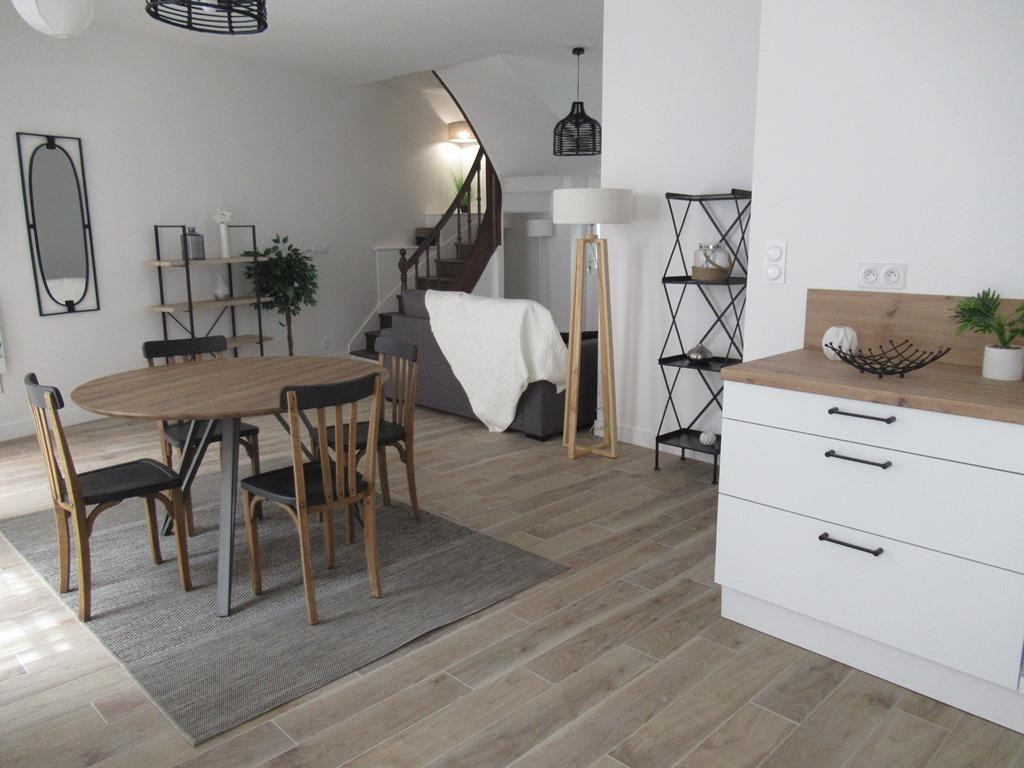 Plein centre-ville du Croisic, maison avec 4 chambres