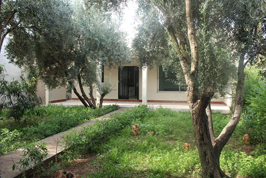 Maison marrakech 4 pi ce s 135 m2 marrakech for Prestige immobilier location