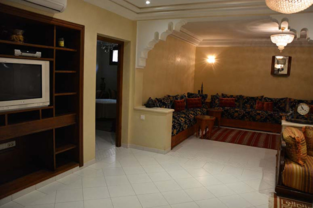 Sous sol villa louer marrakech for Prestige immobilier location