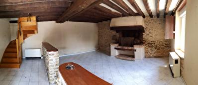 Maison Quelaines Saint Gault 2 pièce(s) 38 m2
