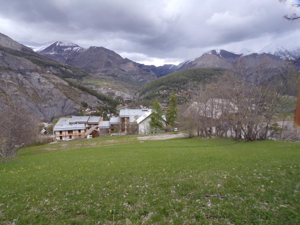 Terrain à bâtir 2973 m² avec accès direct aux pistes du Seignus