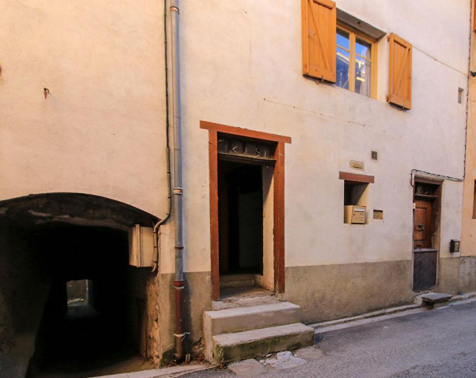Maison de Village 72 m² 3 pièces + mezzanine + cave au c?ur du village
