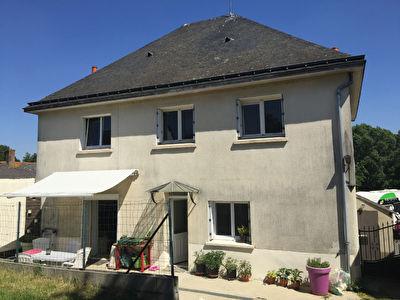 Maison familiale de 124 m² à 5 mn de Château Gontier (Mayenne 53)