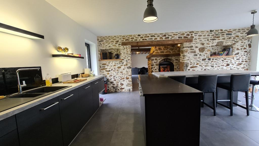 Maison St Ouen Des Toits 250 m2