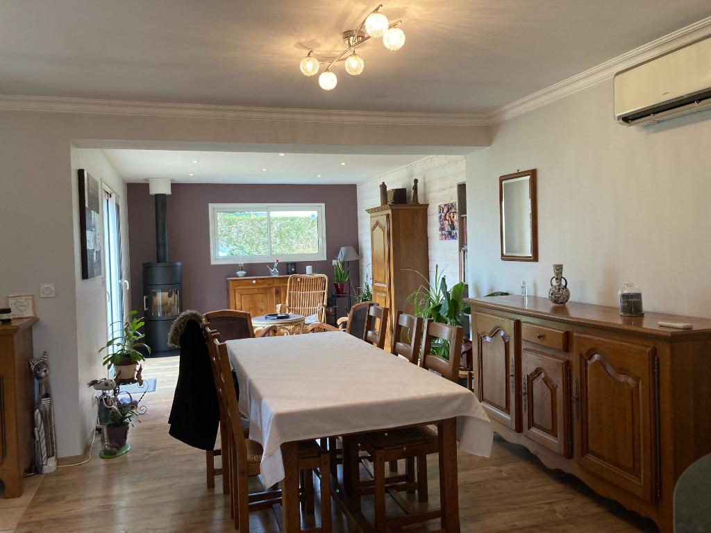 Maison Saint Fraimbault De Prieres 6 pièce(s) 135 m2