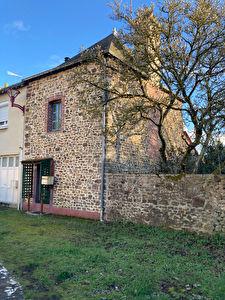Maison Blandouet Saint Jean 2 pièce(s) 50 m2 - Charme, nature et potentiel