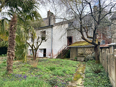 Maison Montenay 68 m2 4p avec garage et sous sol