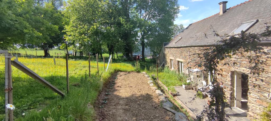 maison sur le chemin de Saint Jacques de Compostelle