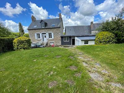 Maison en pierres Fougerolles Du Plessis