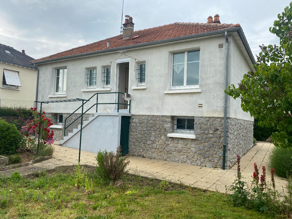 Maison 3 Pièces 66m² Laval