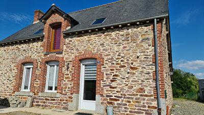 Maison Arbrissel  6 pièce(s) - 1188 m² de Terrain