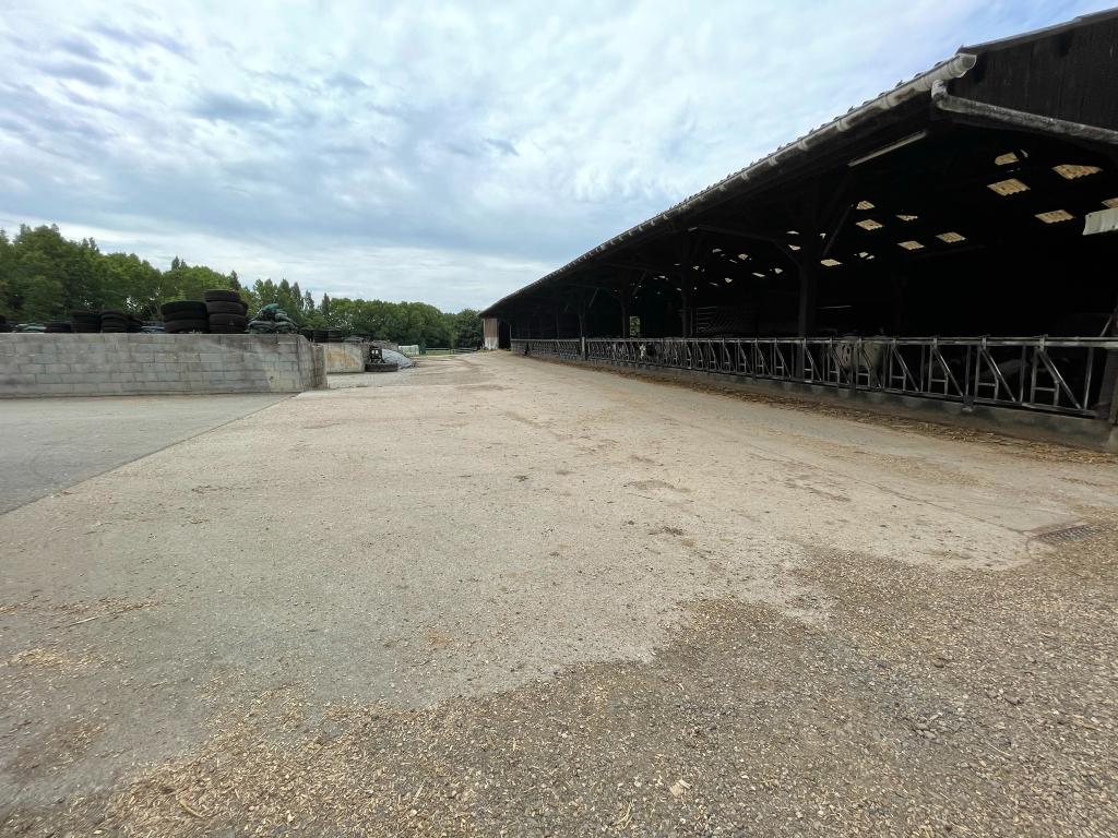 EXPLOITATION AGRICOLE à Marigné Peuton