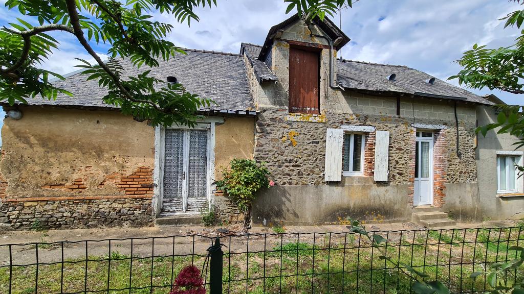 Maison La Selle Craonnaise 5 pièce(s) 128 m2 - 4 500m² de terrain