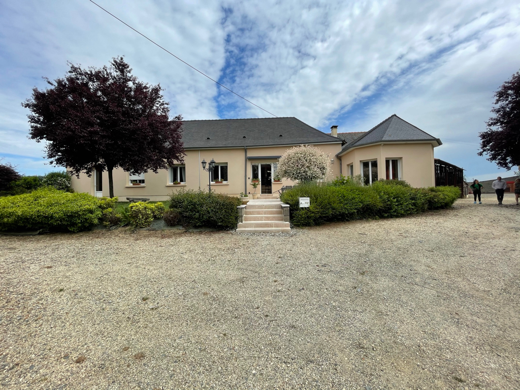 Domaine agricole Marigne Peuton