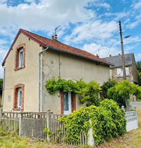 Maison Ambrieres Les Vallees 4 pièce(s) 63 m2