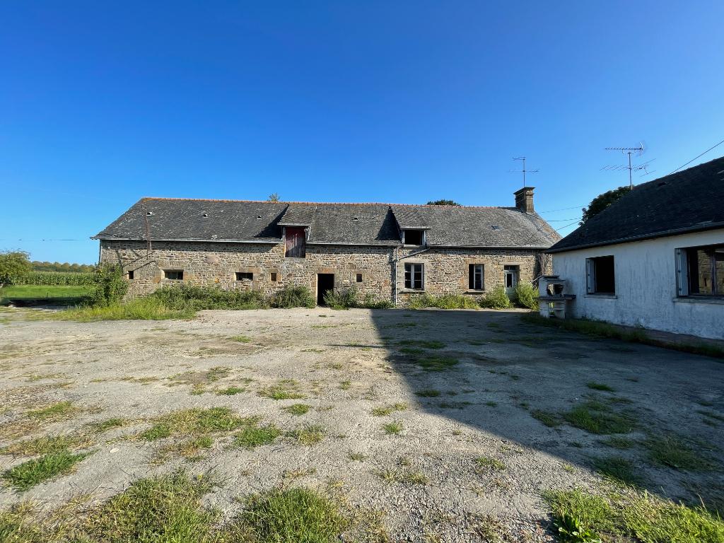 SAINT-PIERRE-DES-LANDES : Exploitation Agricole