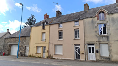 Maison à rénover à Le Ribay (53)