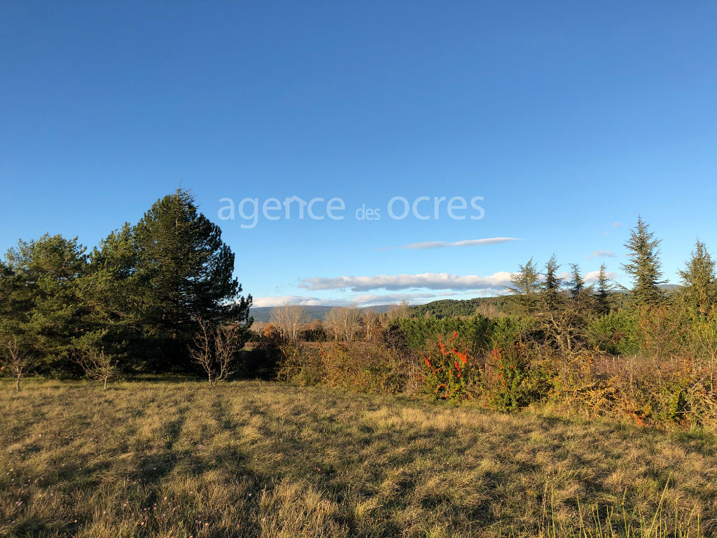 Building land Gargas 1639 m²