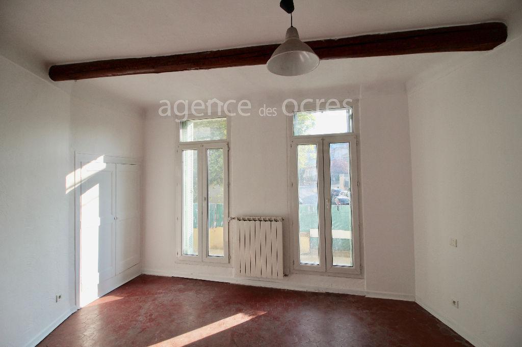 Maison de ville Apt 125m² avec local commercial