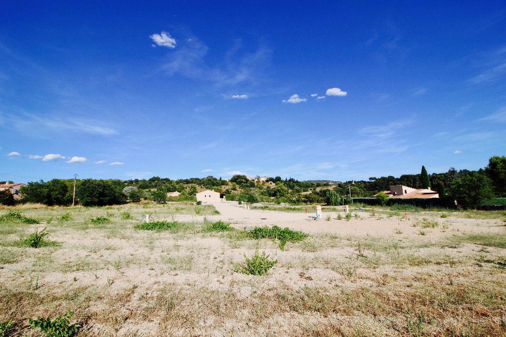 Land 500m ² fully serviced Hamlet Saint-Saturnin-les-Apt