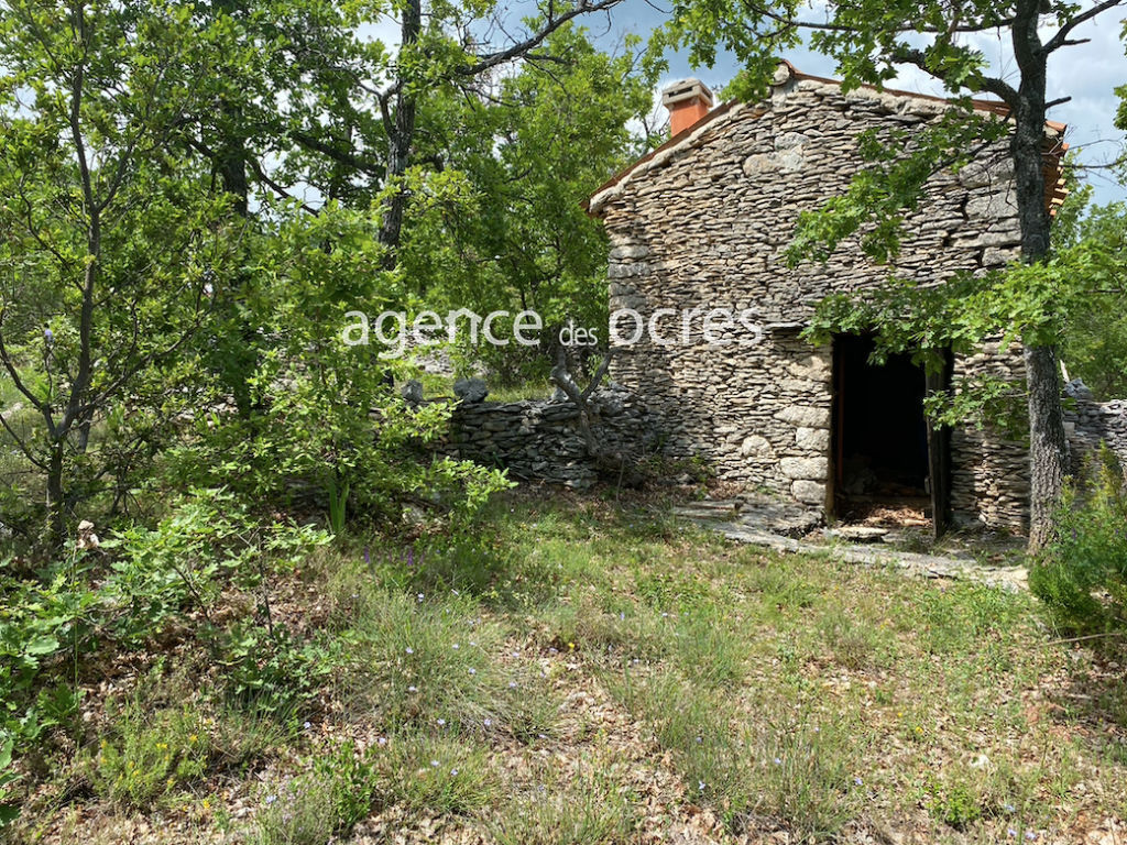 Cabanon Simiane-la-Rotonde avec 1.38 hectares de terres