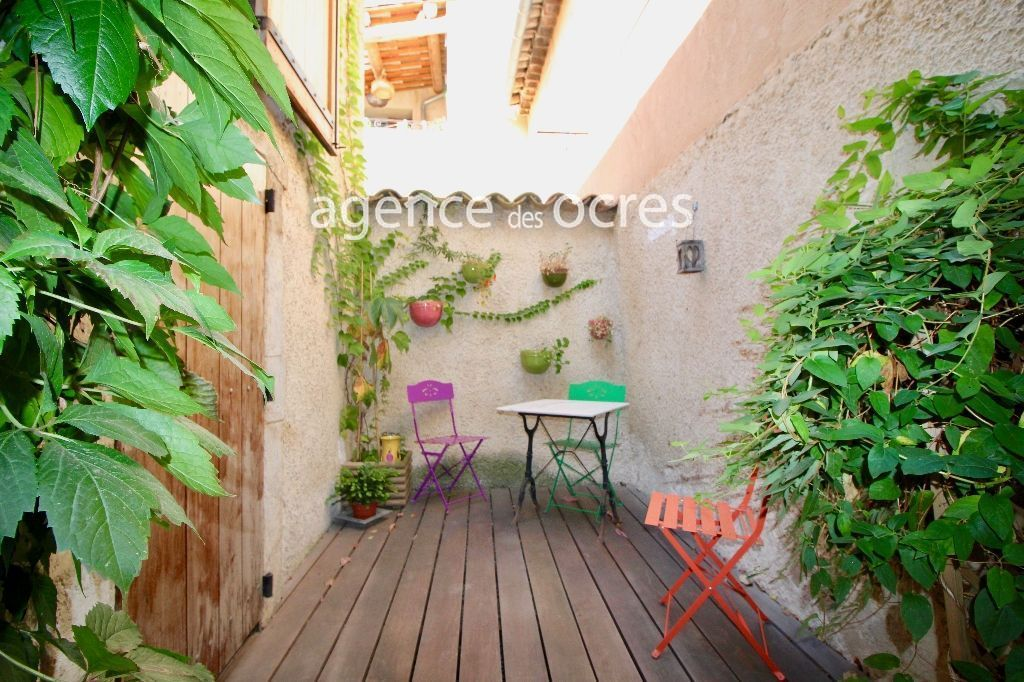 Town house of 65m² with courtyard town center of Apt