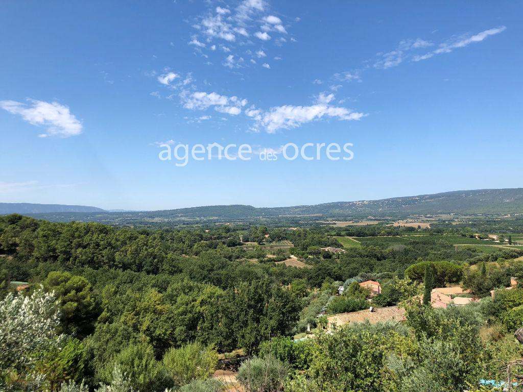 Maison Roussillon proche village, vue exceptionnelle