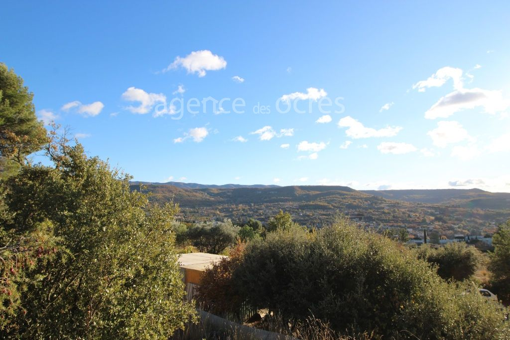 Land 1535m², with views, south exposure