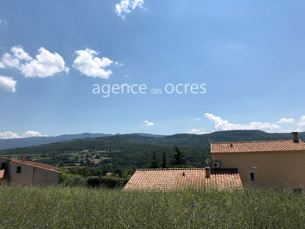 Dominant view - building plot of 1699m²