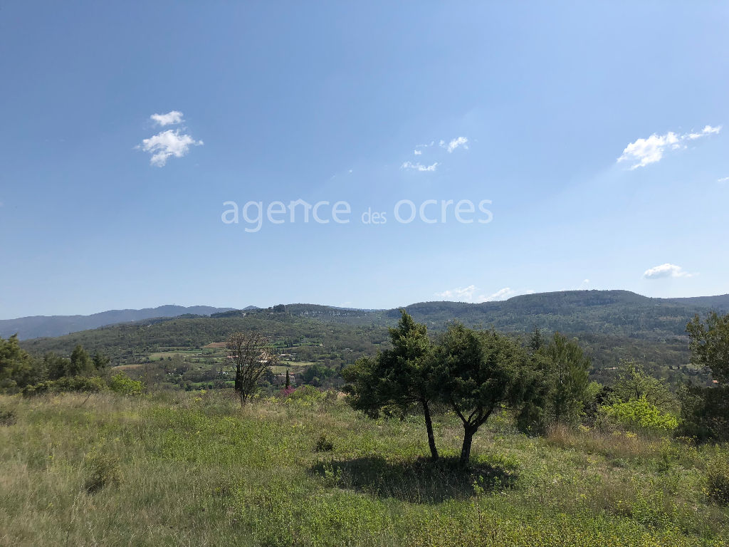 Land 1236m ² view dominant South exposure