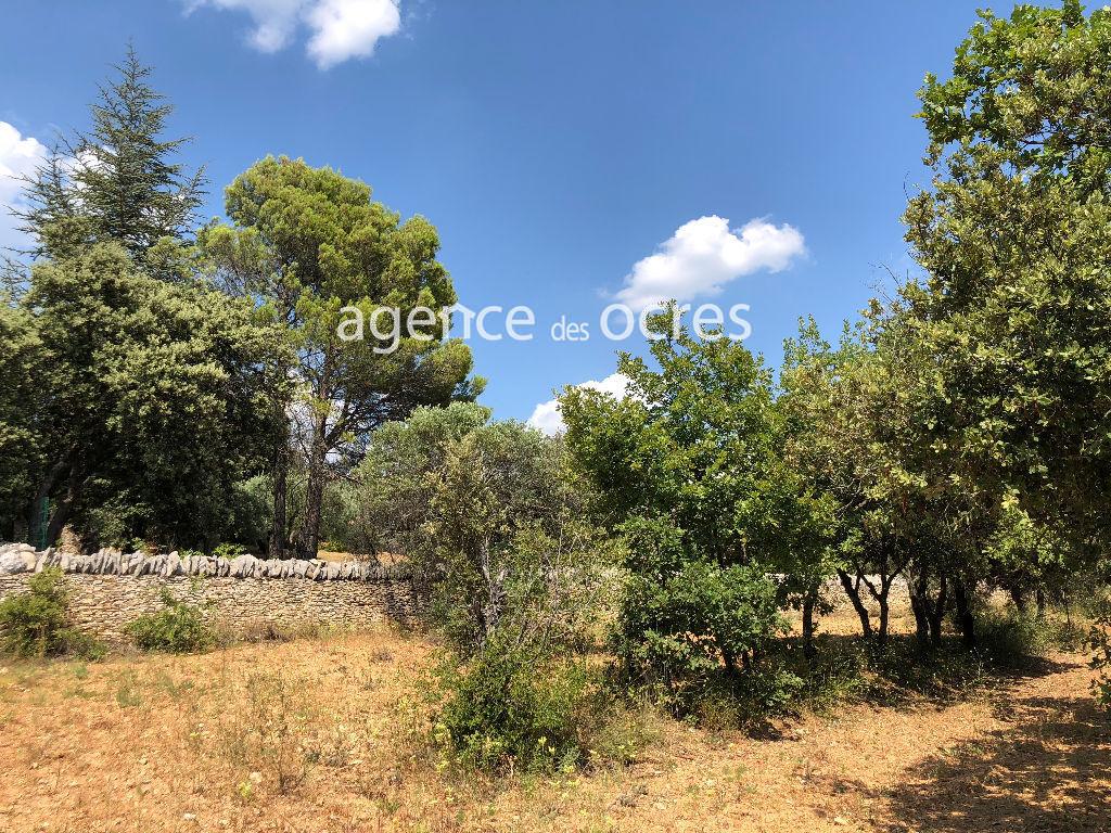 Magnifique terrain de 4517m² - Saint Saturnin Les Apt